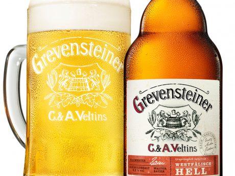 Grevensteiner Westfälisch Hell überzeugt mit Süffigkeit und dezenter Malznote