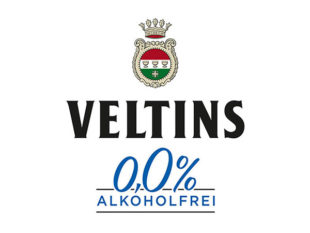 VELTINS 0,0% Logo 4c