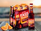 Spritzige Erfrischung mit neuer Veltins Fassbrause Cola-Orange